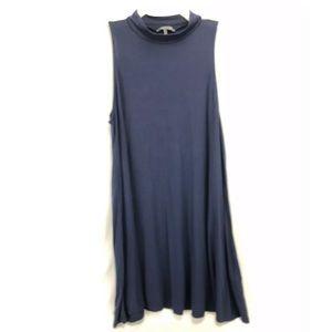 Soprano Women's Small Cotton Sleeveless Dress